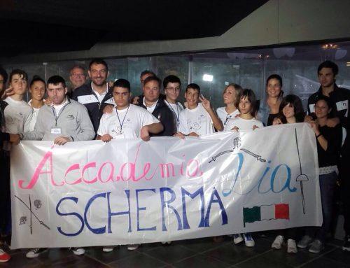 Diario di bordo dei ragazzi autistici di Accademia Scherma Lia a Rio