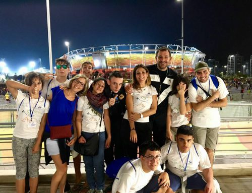 Dai Summer Camp al Progetto Rio 2016: Progetto Aita come modello d'inclusione sociale