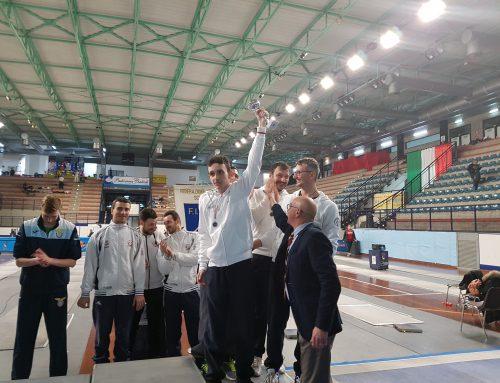Sul podio alla prima gara: un successo per Accademia Scherma Lia