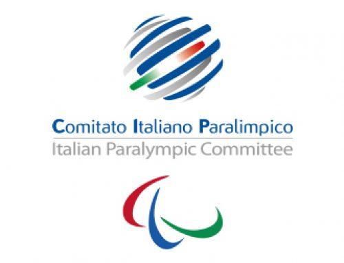 Patrocinio del Comitato Italiano Paralimpico