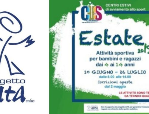 Aita Summer Camp Catania