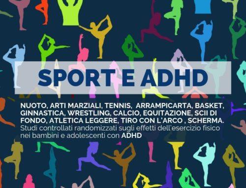 Sport e ADHD